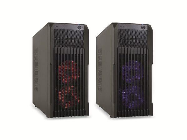 PC-Gehäuse INTER-TECH EM-01, Midi - Produktbild 3