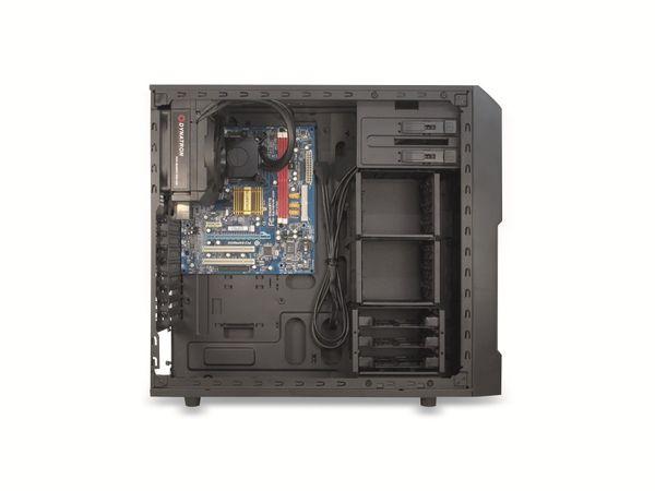 PC-Gehäuse INTER-TECH EM-01, Midi - Produktbild 4