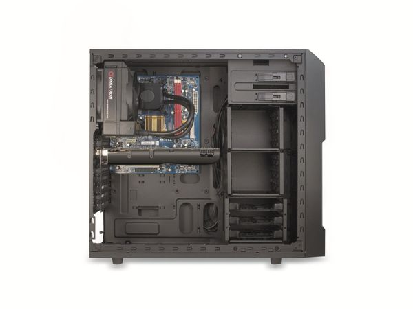 PC-Gehäuse INTER-TECH EM-01, Midi - Produktbild 5