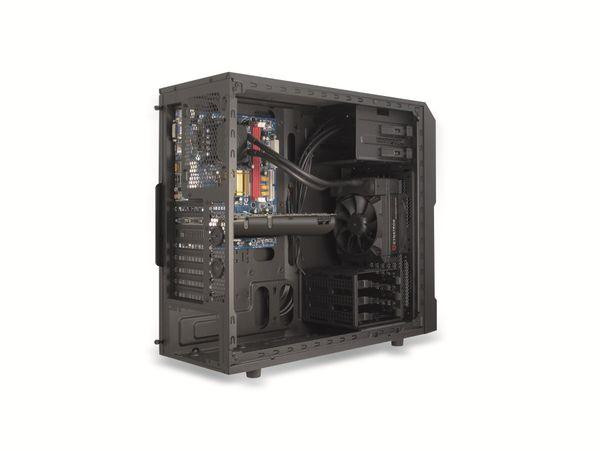 PC-Gehäuse INTER-TECH EM-01, Midi - Produktbild 6