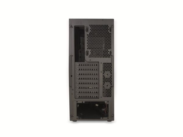 PC-Gehäuse INTER-TECH EM-01, Midi - Produktbild 9