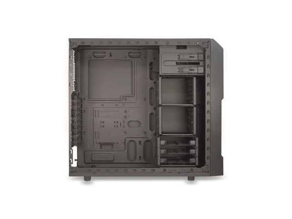PC-Gehäuse INTER-TECH EM-01, Midi - Produktbild 11