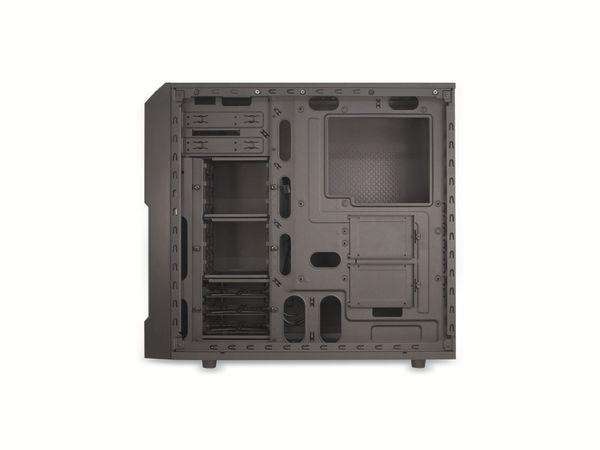 PC-Gehäuse INTER-TECH EM-01, Midi - Produktbild 12