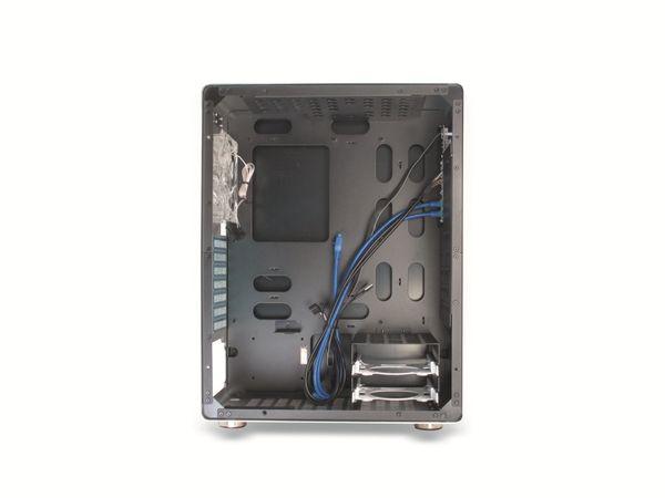 PC-Gehäuse INTER-TECH AP-1, Midi Aluminium - Produktbild 6