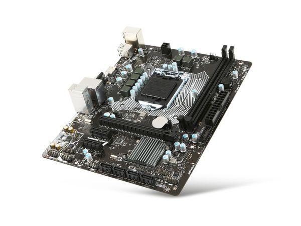 Mainboard MSI H110M Pro-VH 7996-008R - Produktbild 1