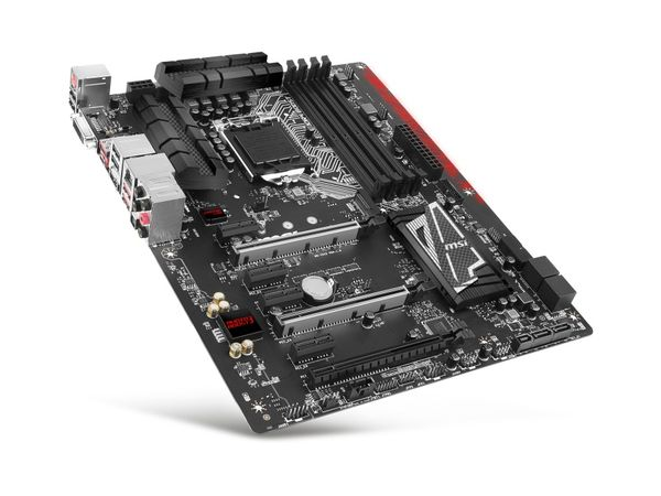 Mainboard MSI Z170A Gaming Pro Carbon, 7A12-003R - Produktbild 1