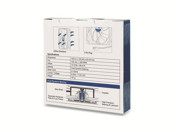 PC-Lüfter ARCTIC F12 - Produktbild 2
