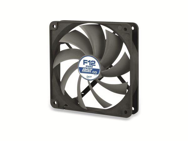 PC-Lüfter ARCTIC F12 PWM PST CO - Produktbild 1
