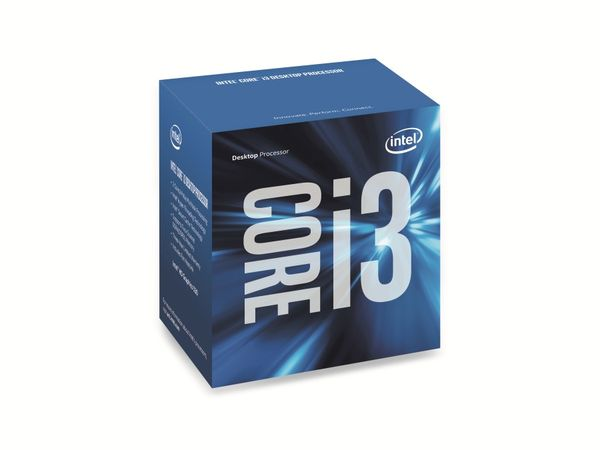 CPU INTEL i3-6100, Dual-Core, Box