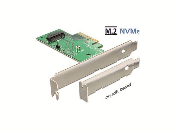Schnittstellenkarte DELOCK 89370, M.2 NGFF, PCIe - Produktbild 1
