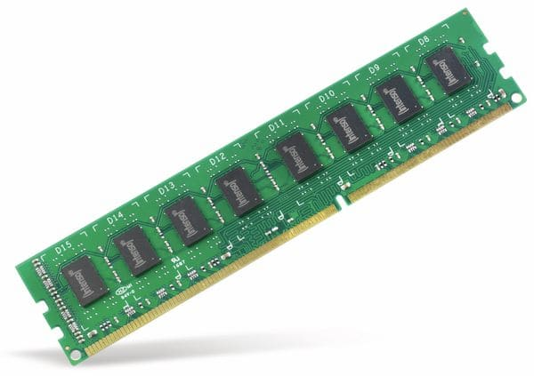 Speichermodul INTENSO Desktop Pro DDR4, 4 GB, 2133 MHz, CL15