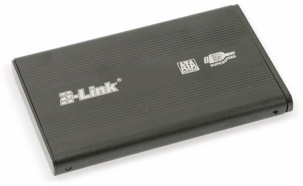 """6,35 cm (2,5"""") Festplattengehäuse 2-LINK MM009"""