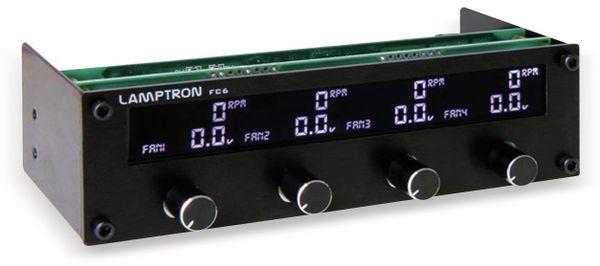 """Lüftersteuerung LAMPTRON FC6 Fan, 5,25"""" - Produktbild 1"""