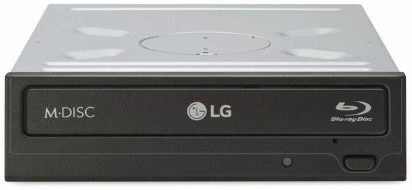 Blu-ray Kombi-Laufwerk LG CH12NS40, SATA, Retail, schwarz - Produktbild 2
