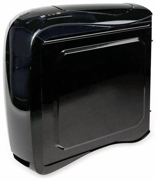 PC-Gehäuse KOLINK Punisher, Midi-Tower, schwarz - Produktbild 3