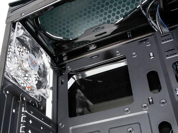 PC-Gehäuse KOLINK Punisher, Midi-Tower, schwarz - Produktbild 7