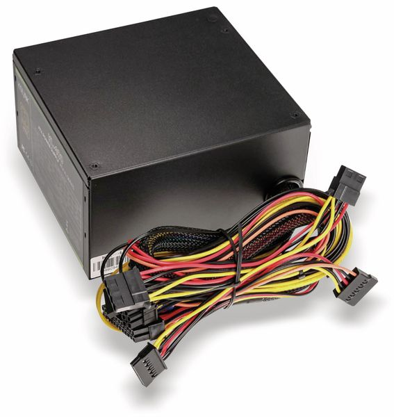 ATX2.3 Computer-Schaltnetzteil KOLINK KL-400 80 PLUS Bronze, 400W - Produktbild 3