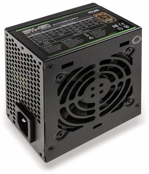 SFX Computer-Schaltnetzteil KOLINK SFX-450 80 PLUS Bronze, 450W - Produktbild 2