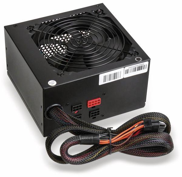ATX2.3 Computer-Schaltnetzteil KOLINK KL-600M 80 PLUS Bronze, modular, 600W - Produktbild 3