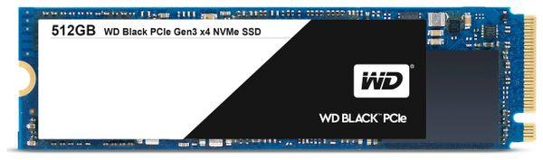 SSD WESTERN DIGITAL Black WDS512G1X0C, M.2 2280, 512 GB