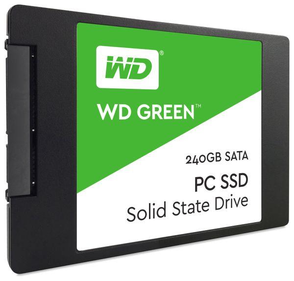 """SSD WESTERN DIGITAL Green WDS240G1G0A, 2,5"""", 240 GB, SATA III"""