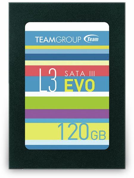 SSD TEAM GROUP L3 Evo, SATA, 120 GB