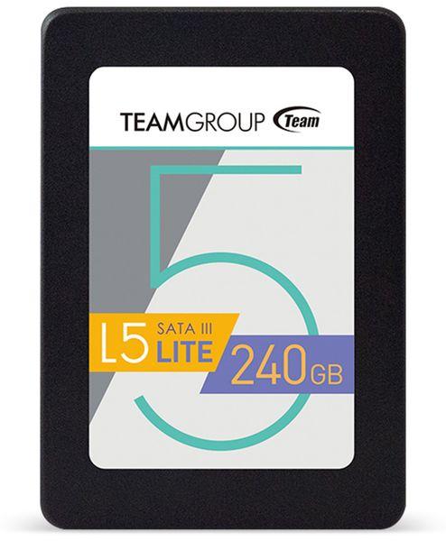 SSD TEAM GROUP L5 Lite, SATA, 240 GB