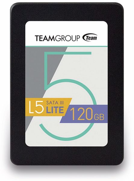 SSD TEAM GROUP L5 Lite, SATA, 120 GB