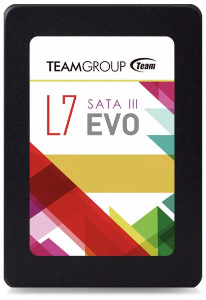 SSD TEAM GROUP L7 Evo, SATA, 120 GB