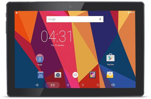 """Tablet-PC HANNSpad 101 HERCULES SN1ATP1B, Android 5.1, 10,1"""", B-Ware - Produktbild 1"""