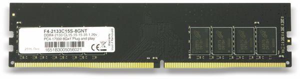Speichermodul G.Skill Value F4-2133C15S-8GNT, 8 GB - Produktbild 1