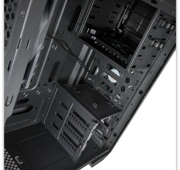 PC-Gehäuse KOLINK Aviator V, Midi-Tower, schwarz - Produktbild 2