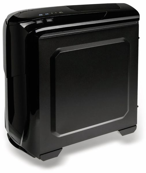 PC-Gehäuse KOLINK Aviator V, Midi-Tower, schwarz - Produktbild 5