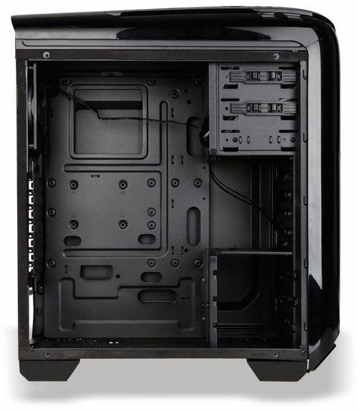 PC-Gehäuse KOLINK Aviator V, Midi-Tower, schwarz - Produktbild 10