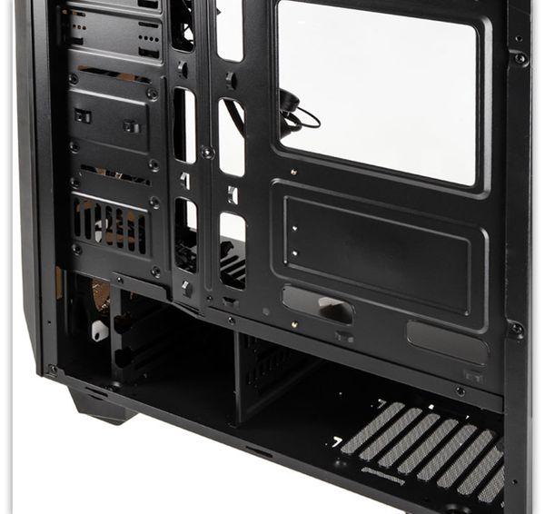 PC-Gehäuse KOLINK Luminosity, Midi-Tower, schwarz - Produktbild 9
