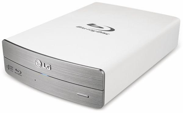 Blu-ray Brenner LG BE16NU50, portable, USB - Produktbild 1