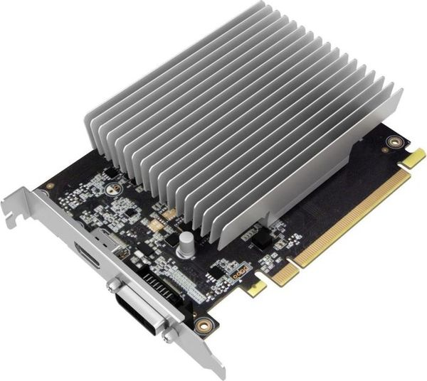 Grafikkarte GAINWARD GT 1030 SilentFX, 2 GB DDR5 - Produktbild 1