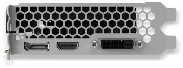Grafikkarte PALIT GTX 1050 StormX, 2 GB DDR5 - Produktbild 3