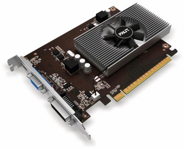 Grafikkarte PALIT GT 730, 2 GB DDR3 - Produktbild 1