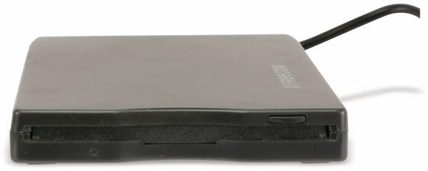 Disketten-Laufwerk FREECOM 22767, extern, USB, schwarz - Produktbild 3