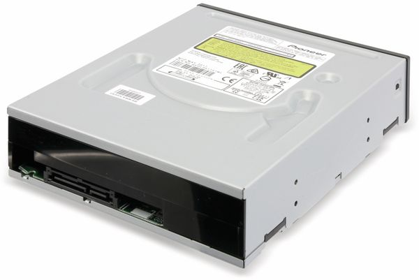 Blu-ray Brenner PIONEER BDR-209EBK, BDXL, schwarz - Produktbild 2
