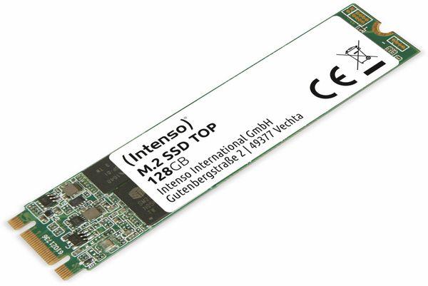 M.2-SSD INTENSO, 128 GB, MLC-FLASH
