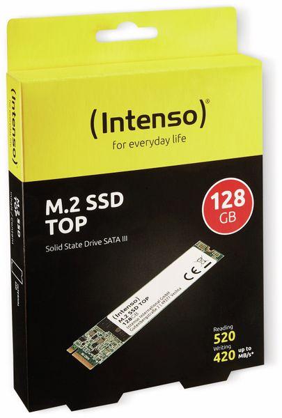 M.2-SSD INTENSO, 128 GB, MLC-FLASH - Produktbild 2