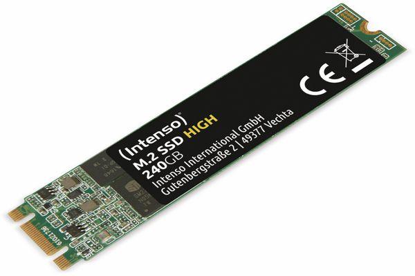 M.2-SSD INTENSO, 240 GB, TLC-FLASH