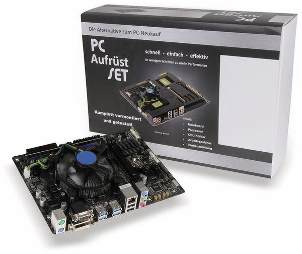 Mainboard-Bundle GIGABYTE B250M-D2V, LGA1151, Intel i5-7400, 8 GB DDR4 - Produktbild 2