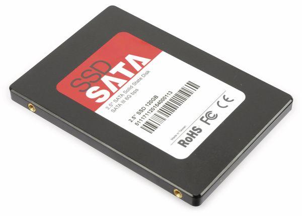 """SATA-SSD I.NORYS, 2,5"""", 120 GB - Produktbild 4"""