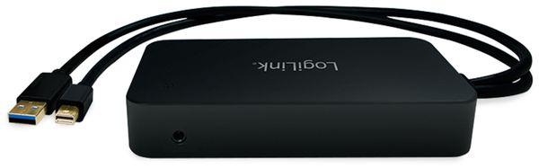 Mini-DisplayPort Dockingstation, 2x USB 3.0, LAN, HDMI, DP - Produktbild 3