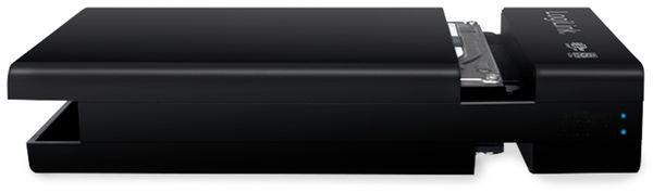 """USB 3.0 Festplattengehäuse LOGILINK UA0285, 2x 2,5"""", Raid - Produktbild 3"""