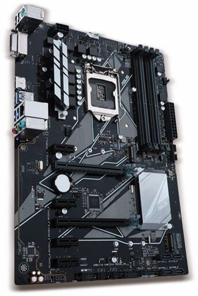 Mainboard ASUS Prime Z370-P, LGA1151 - Produktbild 1