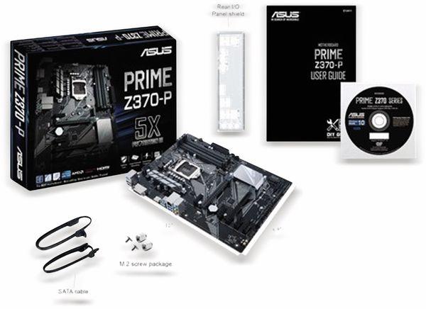 Mainboard ASUS Prime Z370-P, LGA1151 - Produktbild 5